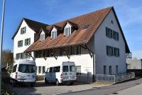 Atelier- und Verwaltungsgebäude