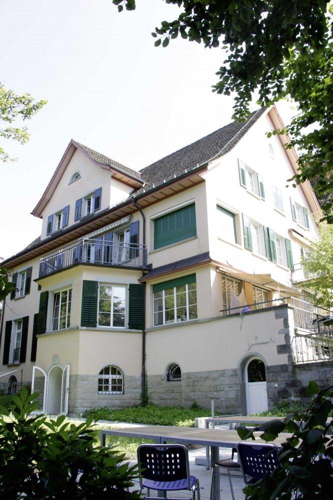 Wohnheim Zürichbergstrasse 93