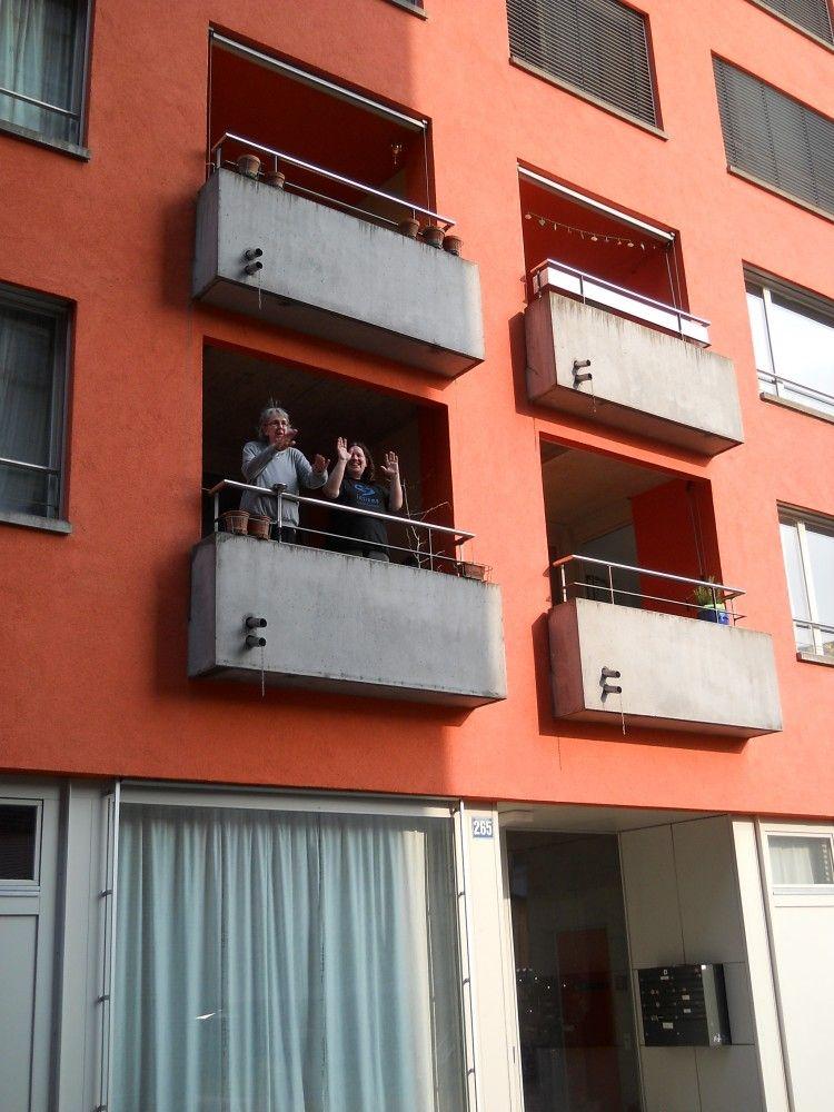 Integratives Wohnen Hardturmstrasse