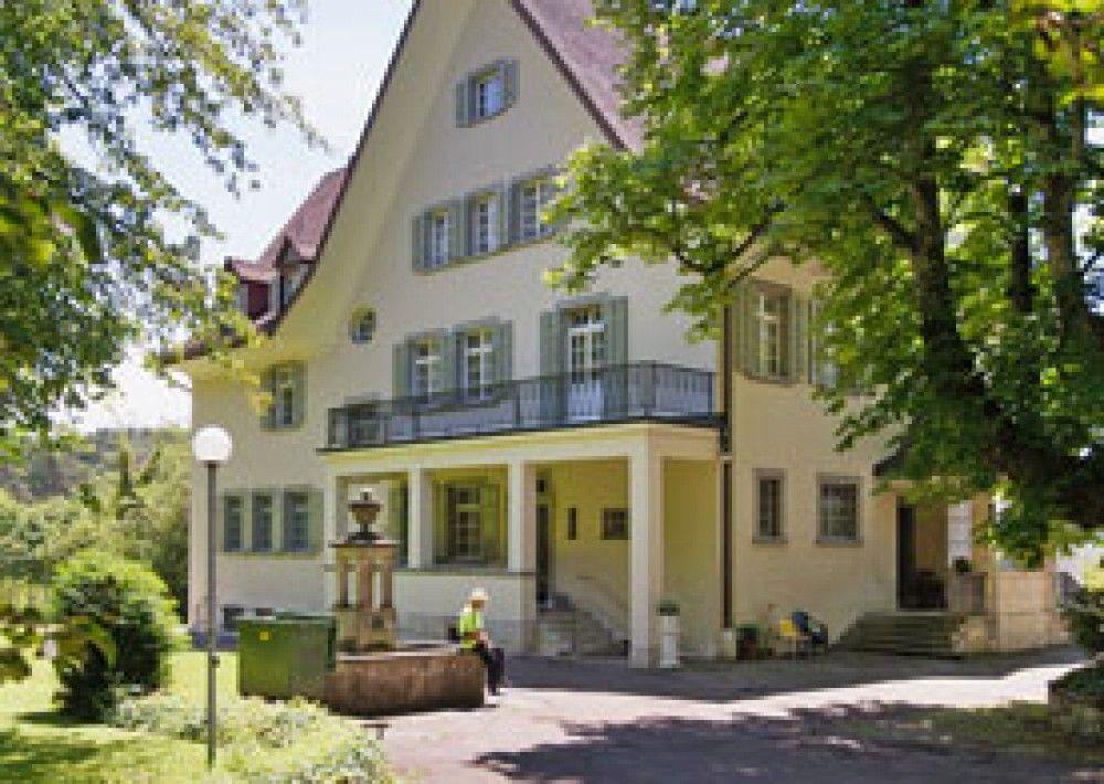 Wohngruppe Winterthur Aussenansicht