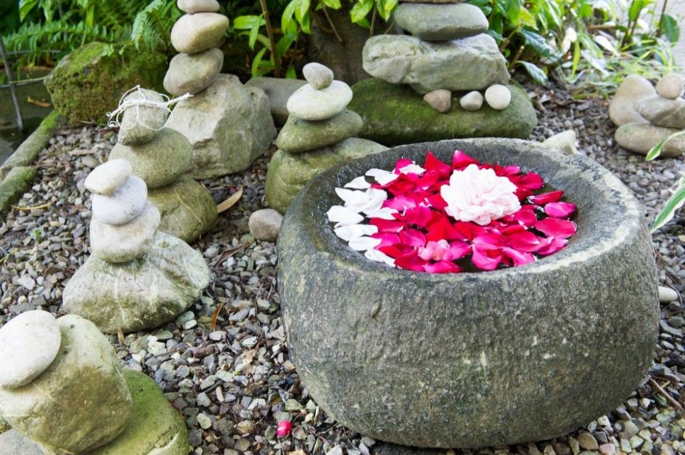 Impression aus dem Garten der Wohngruppe Freienstein