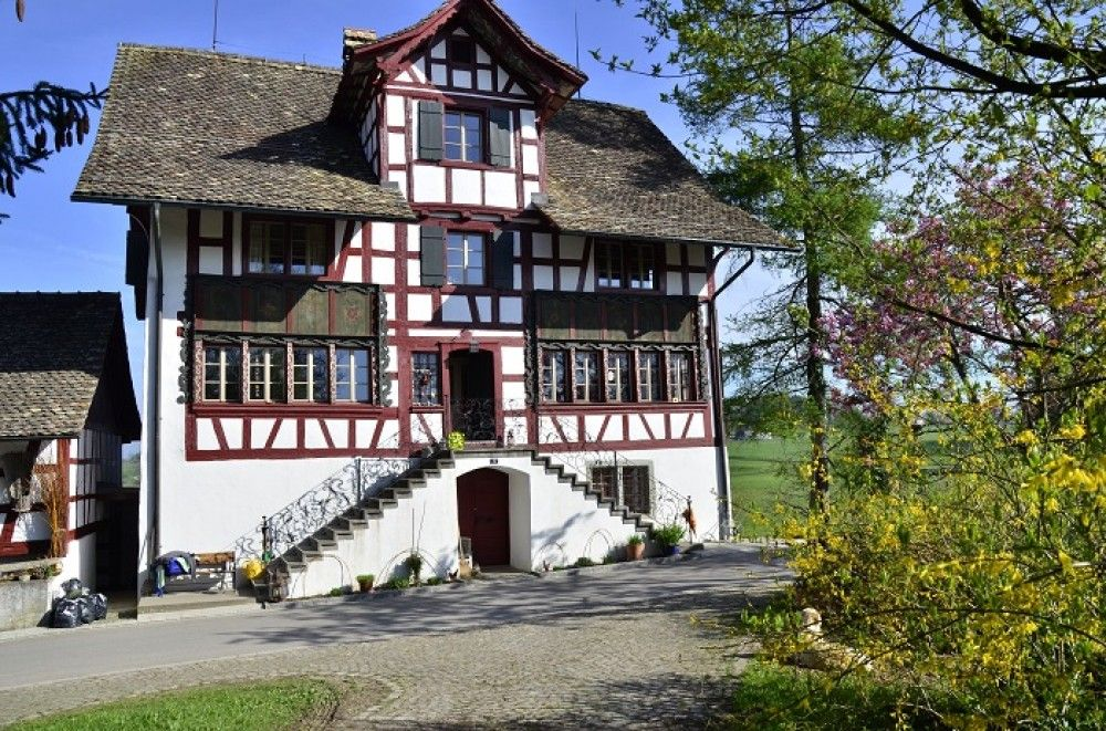 Bauernhof Lützelsee