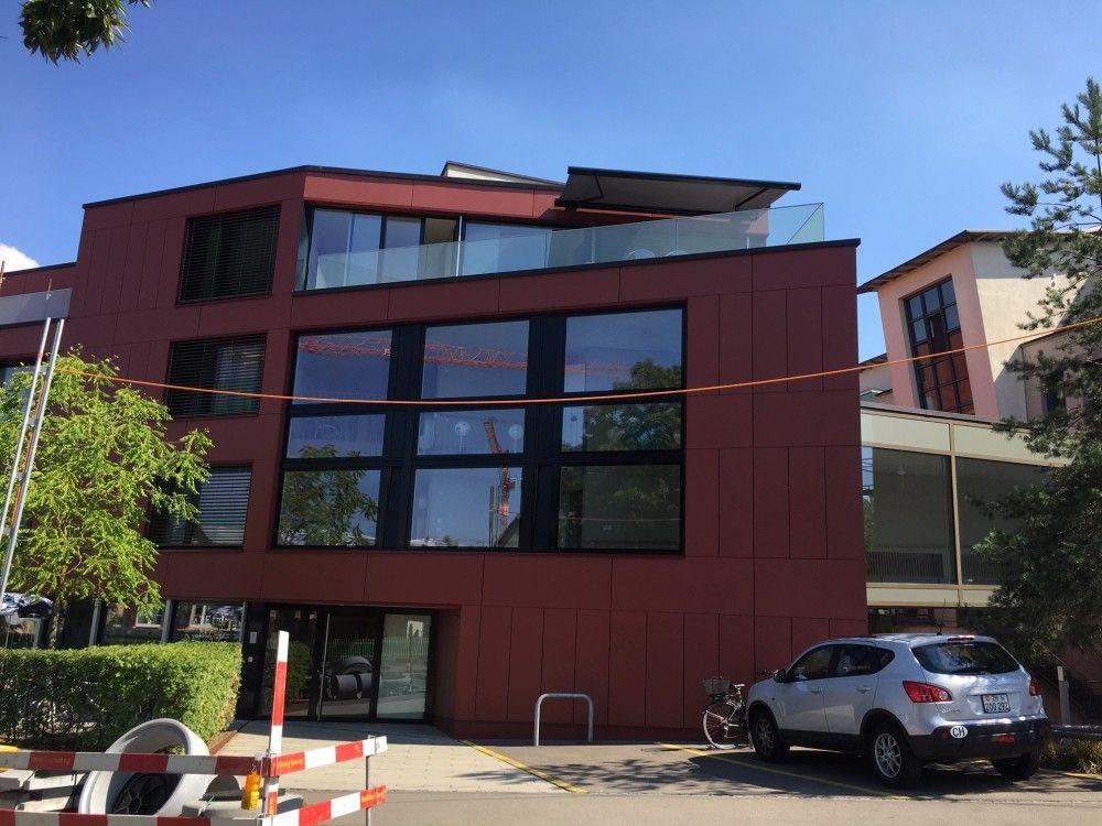 Tagesstruktur im Atelier Eugen-Huber-Strasse / Loogarten