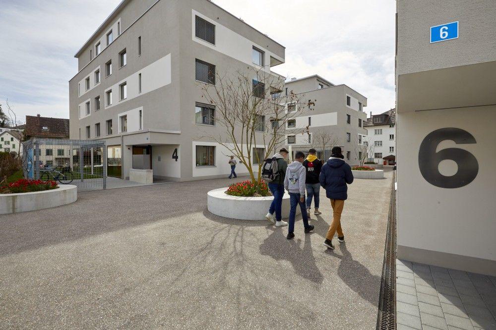 Kleinwohngruppe Bruggacher (Wohnhaus Birkenhof)