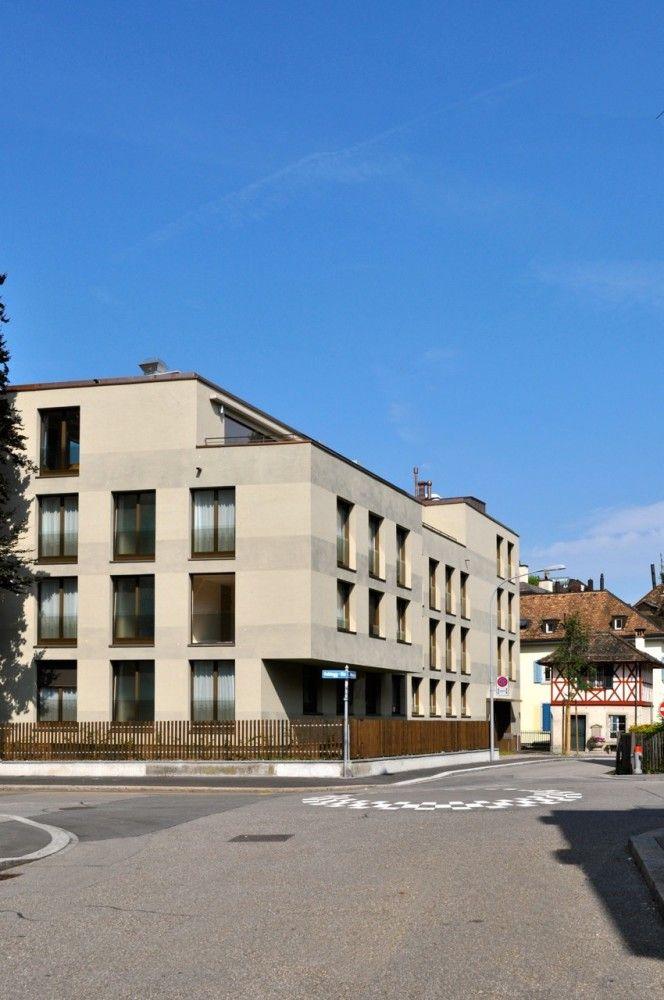 Wohnheim Mainaustrasse