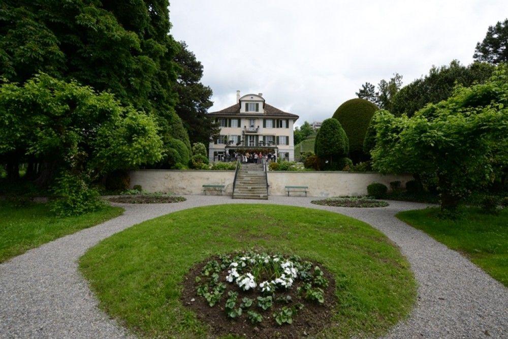Wohnhaus Mariahalde