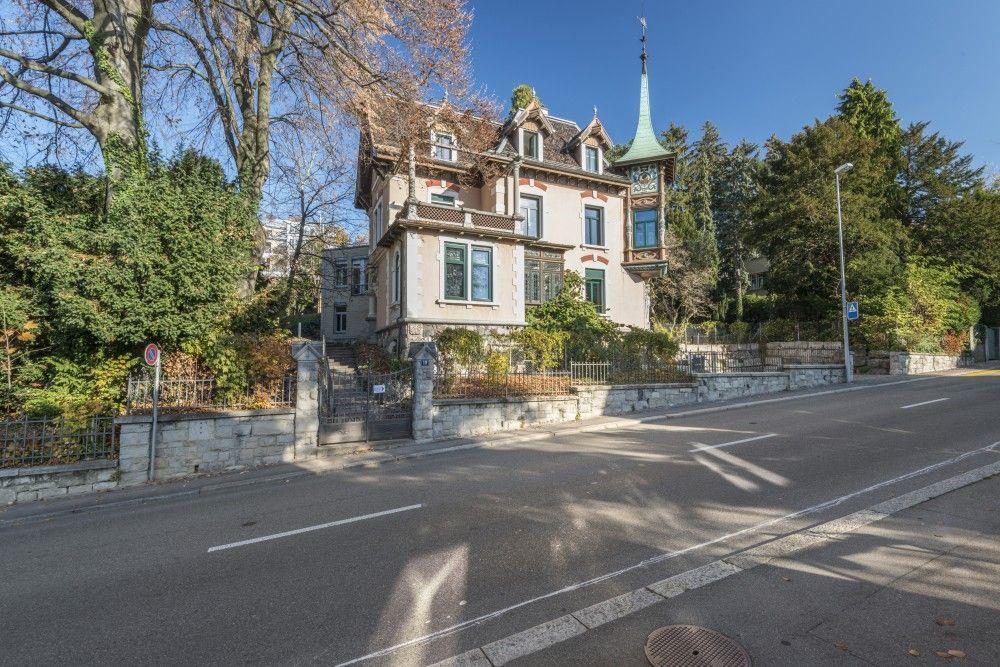 Zollikon, Dufourstrasse