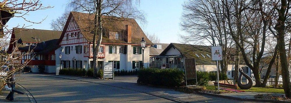 Wohnheim & Werkstätte