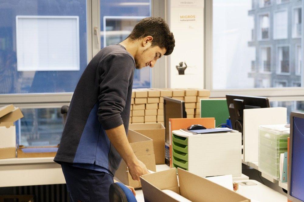 Integrationsarbeitsplätze im ersten Arbeitsmarkt