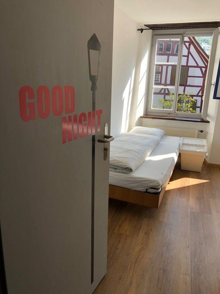 Notschlafstelle Obere Halde 23 in Baden