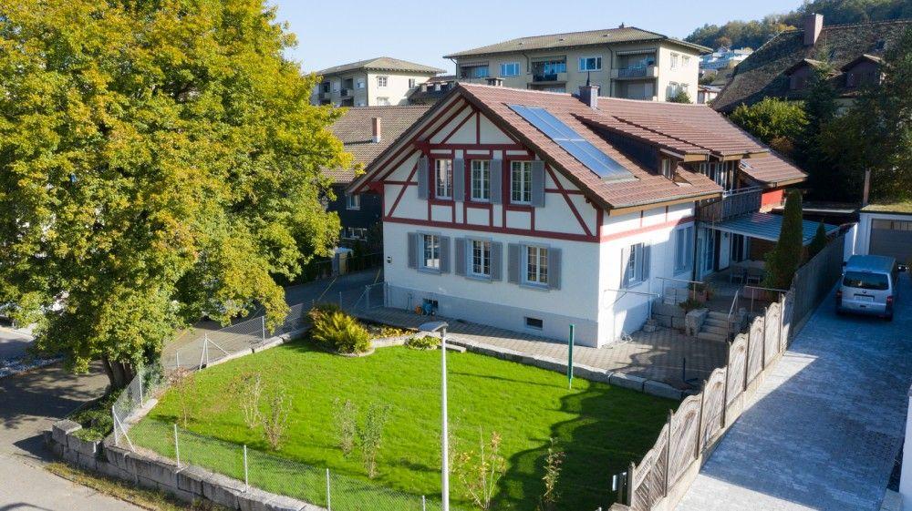 Wohnhaus Weiherstrasse