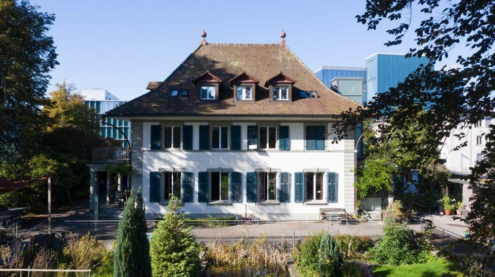 Wohnhaus Henzmannstrasse