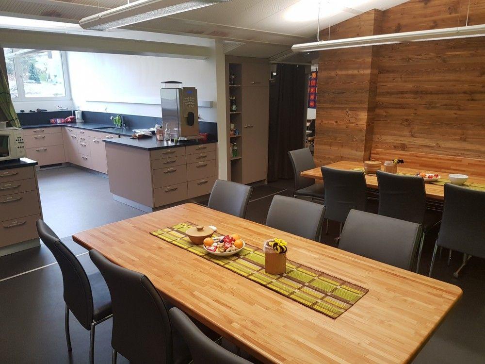 Cafeteria und Küche