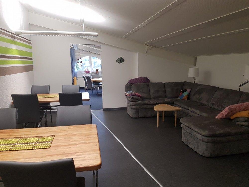 Cafeteria und Aufenthaltsraum
