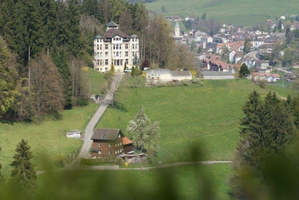 Haupthaus mit Buurehüsli