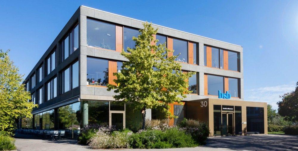 Hauptsitz BSB Friedrich Miescher-Strasse in Basel
