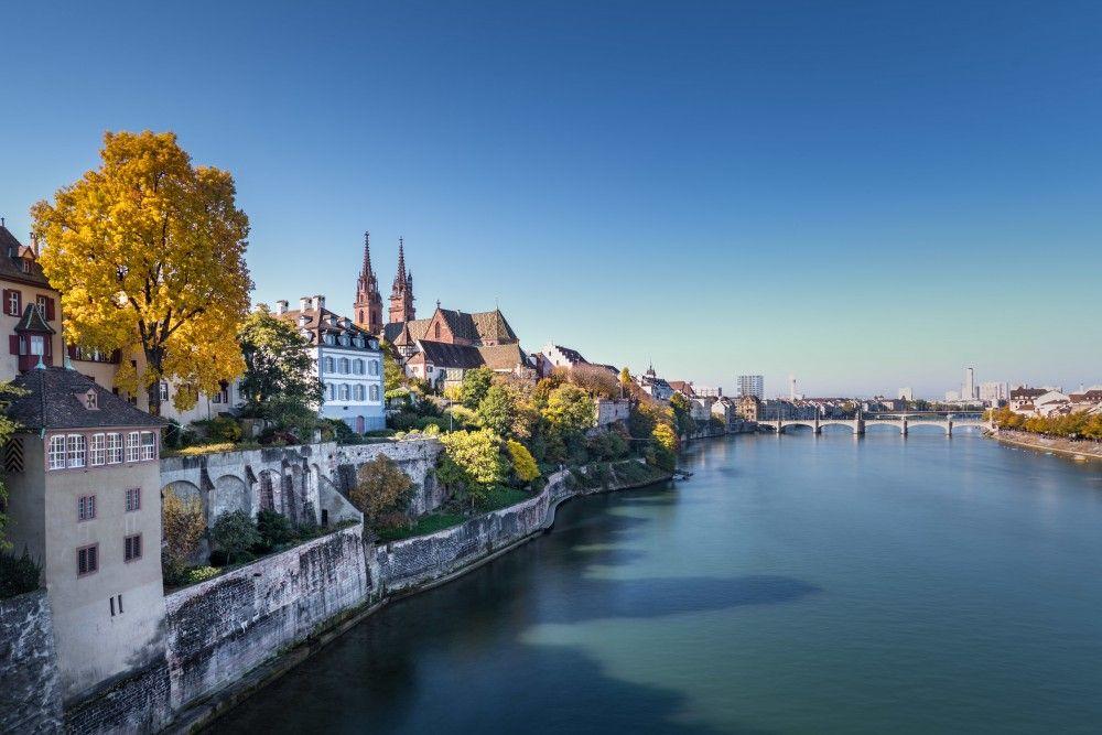 BSB ist seit über 750 Jahren in Basel verankert.