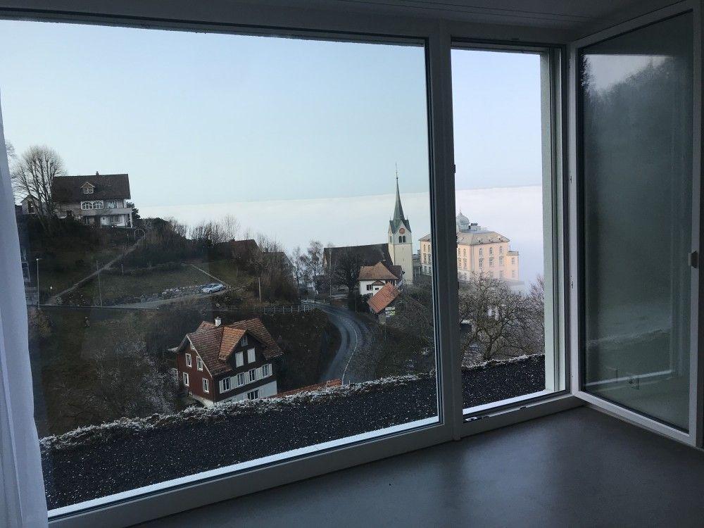 Aussicht Einzelzimmer