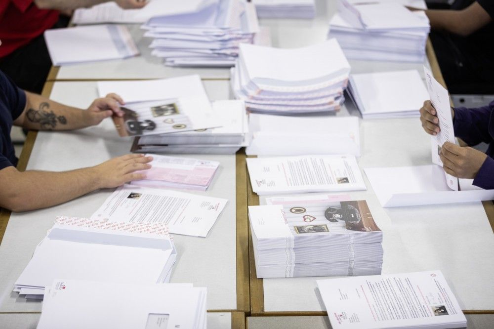 Werk 3 - Lettershop