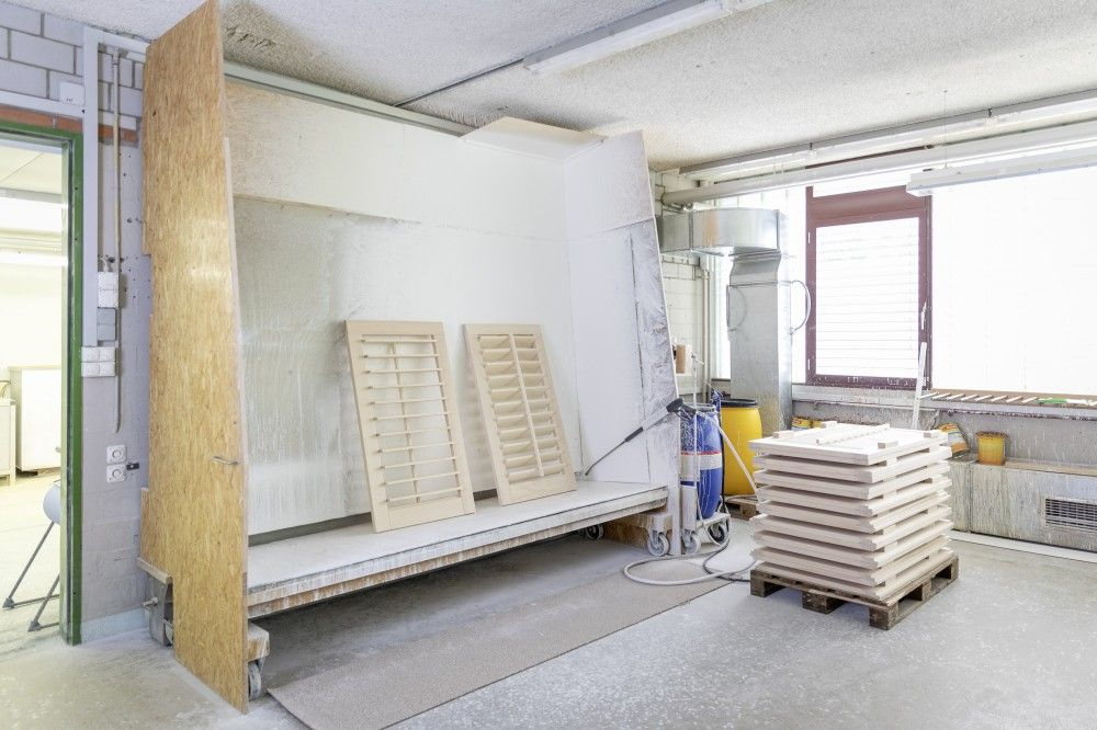 Schreinerei - Holzladen