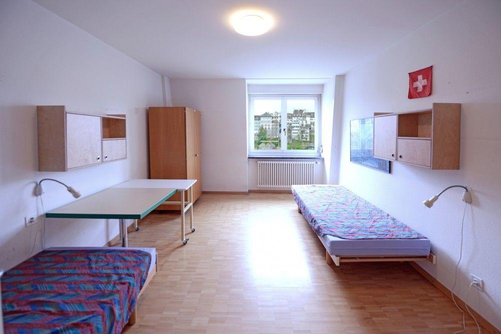 Zimmer Männerwohnhaus