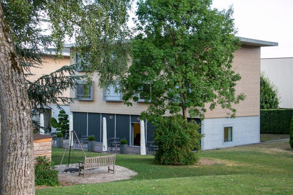 Hauptsitz / Wohnbereich
