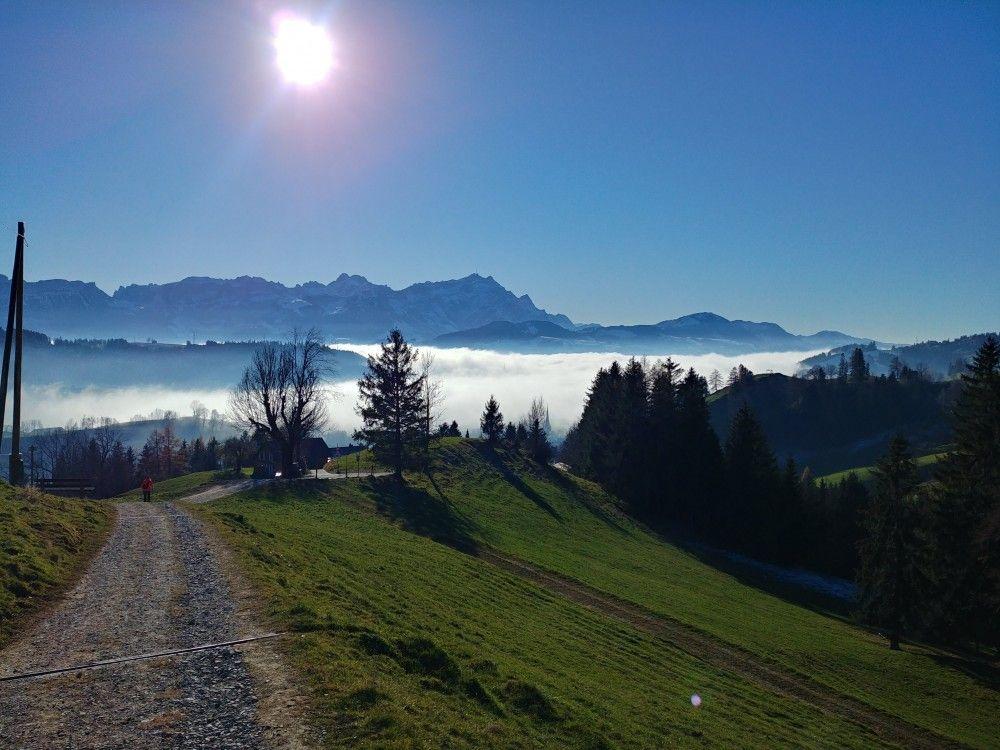 Gais liegt im wunderschönen Appenzellerland