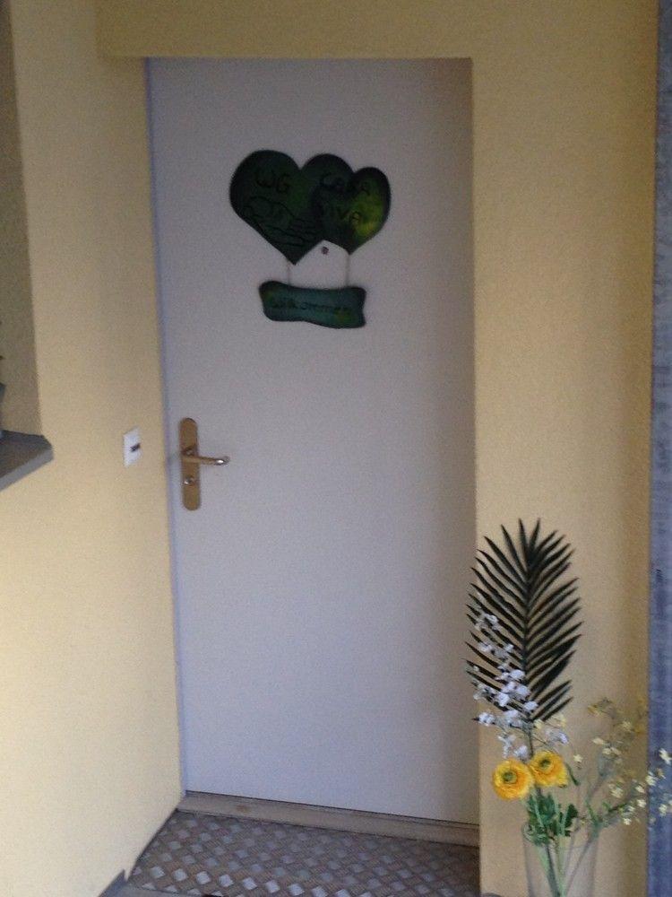 Eingangstüre Verein WG Casa Viva
