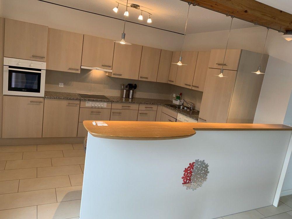 Küchenbereich WG 3