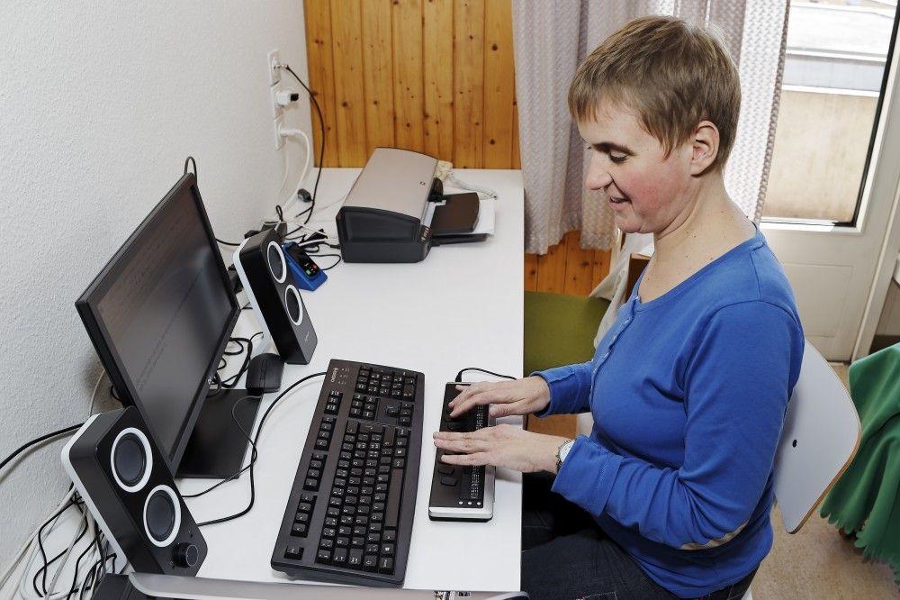 Fachstelle für Sehbehinderte und Blinde