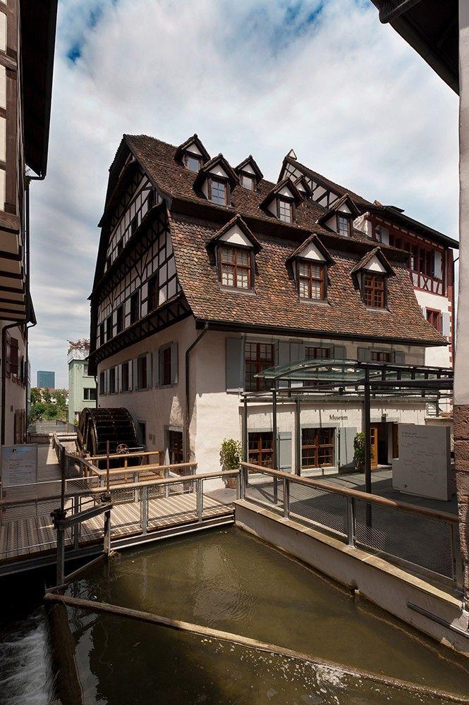 Basler Papiermühle, Museum und Manufaktur