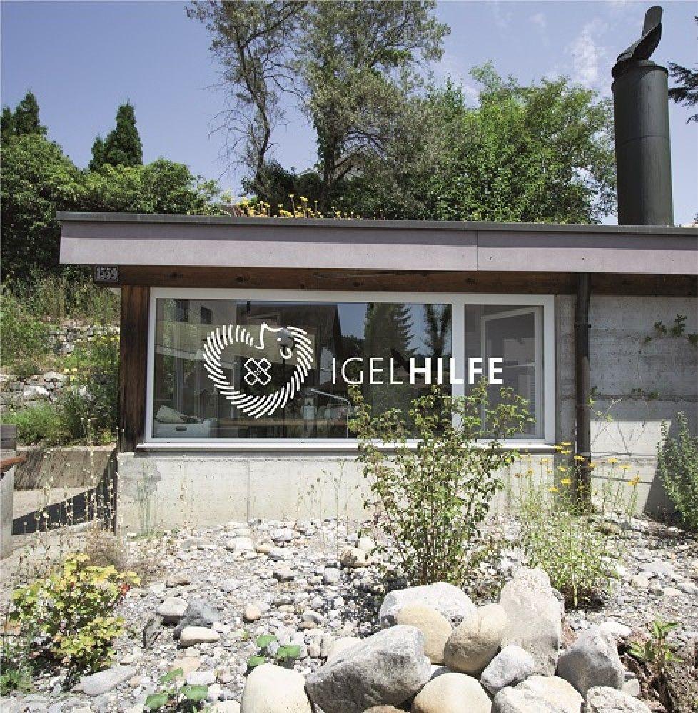 Igel-Notpflegestation