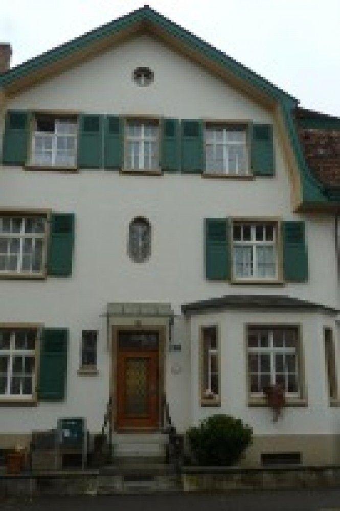 Wohnheim Pilgerstrasse
