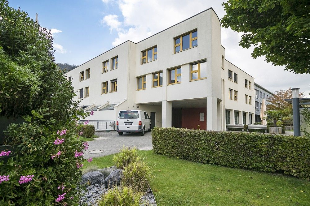 Kirchzelg - St. Bernhardstrasse 38, Wettingen