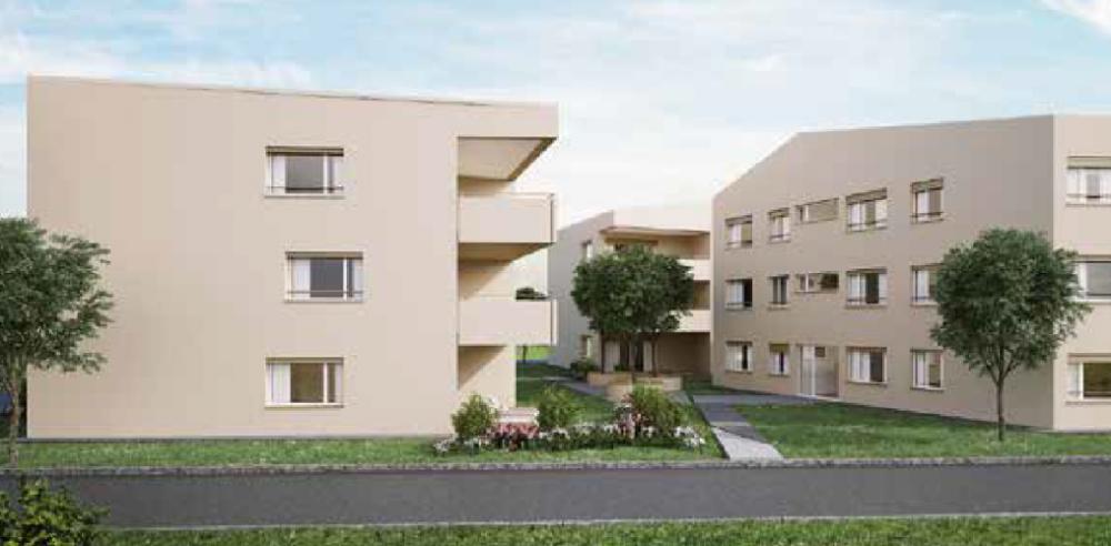 Teilbetreute Wohnplätze in WG's frei