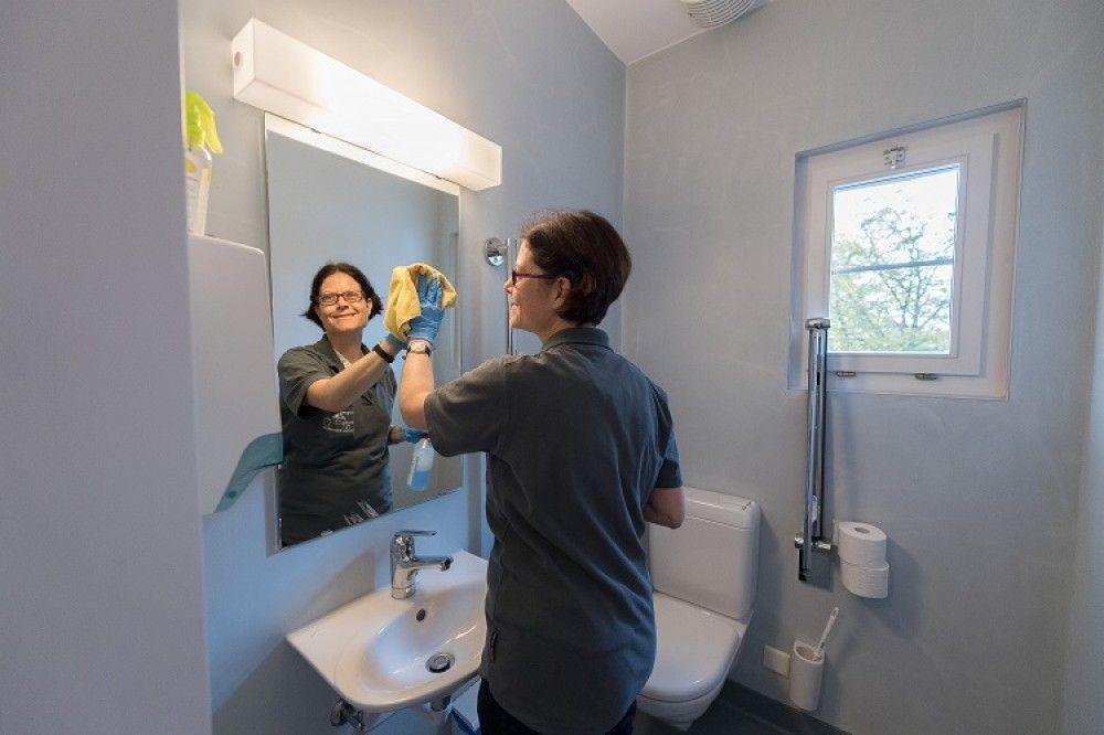 GAP Mitarbeiterin/Mitarbeiter Reinigung