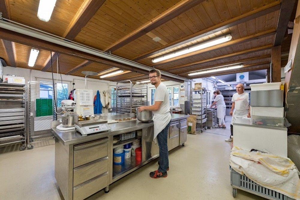 GAP Mitarbeiterin/Mitarbeiter Bäckerei