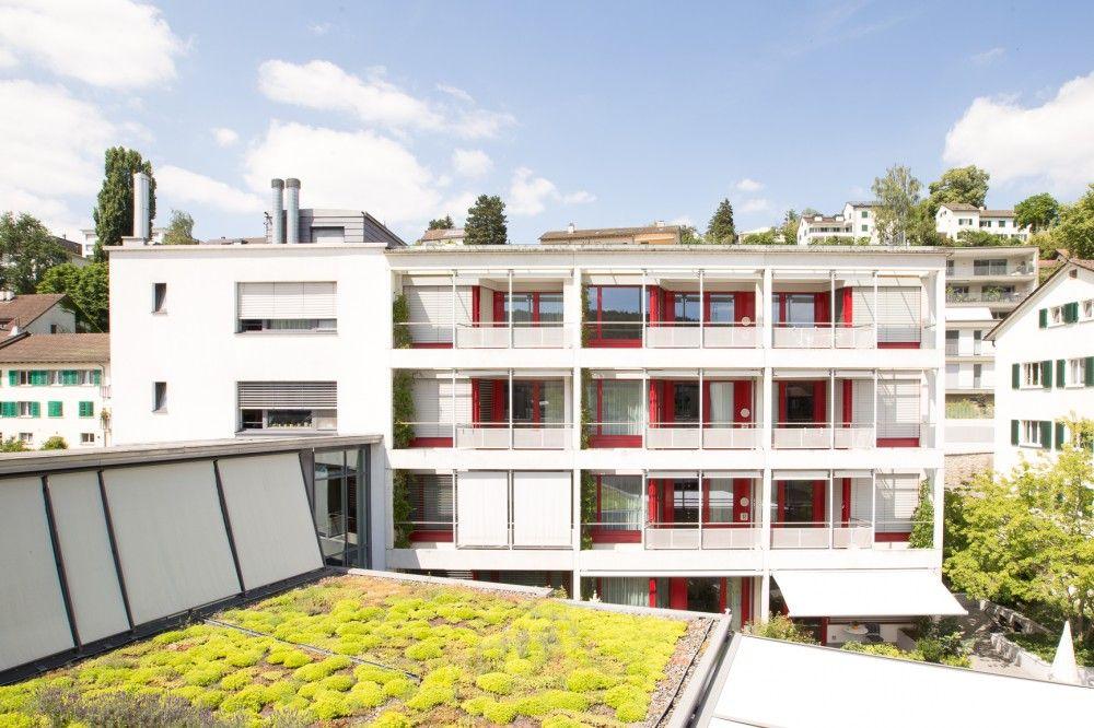 Lindli-Huus Ansicht Haus B