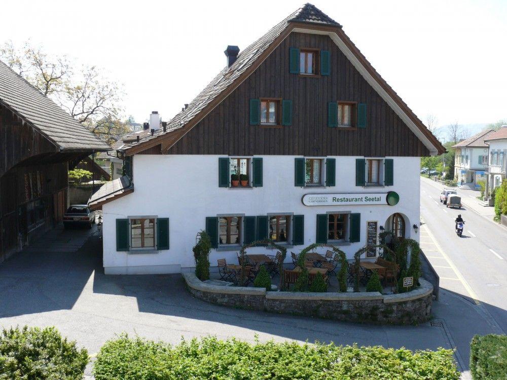 Geschützter Arbeitsplatz «Restaurant Seetal»