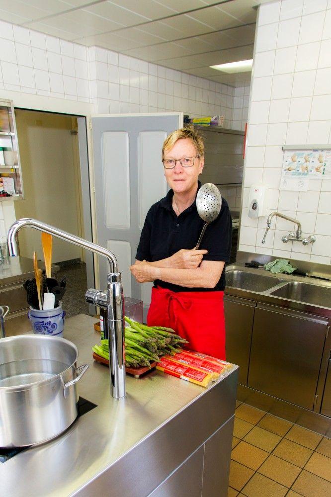 Spätschicht Küche