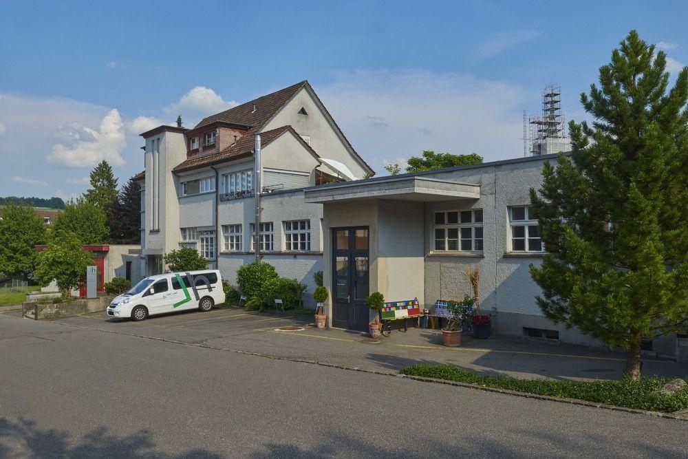 Geschützte Werkstätte, Gütschstrasse