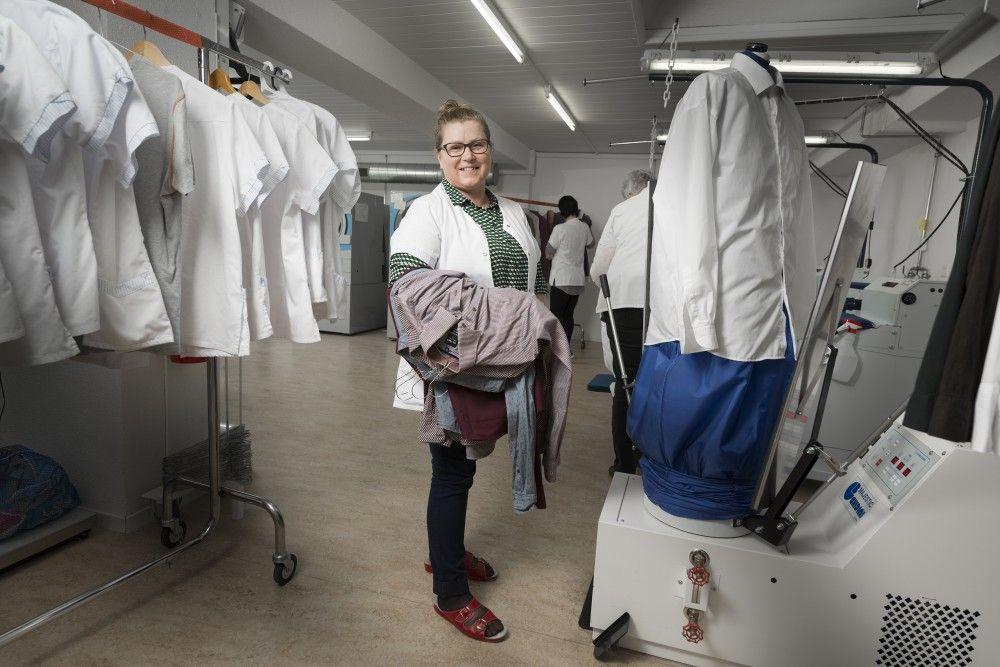 Atelier Wäscherei, Sitten