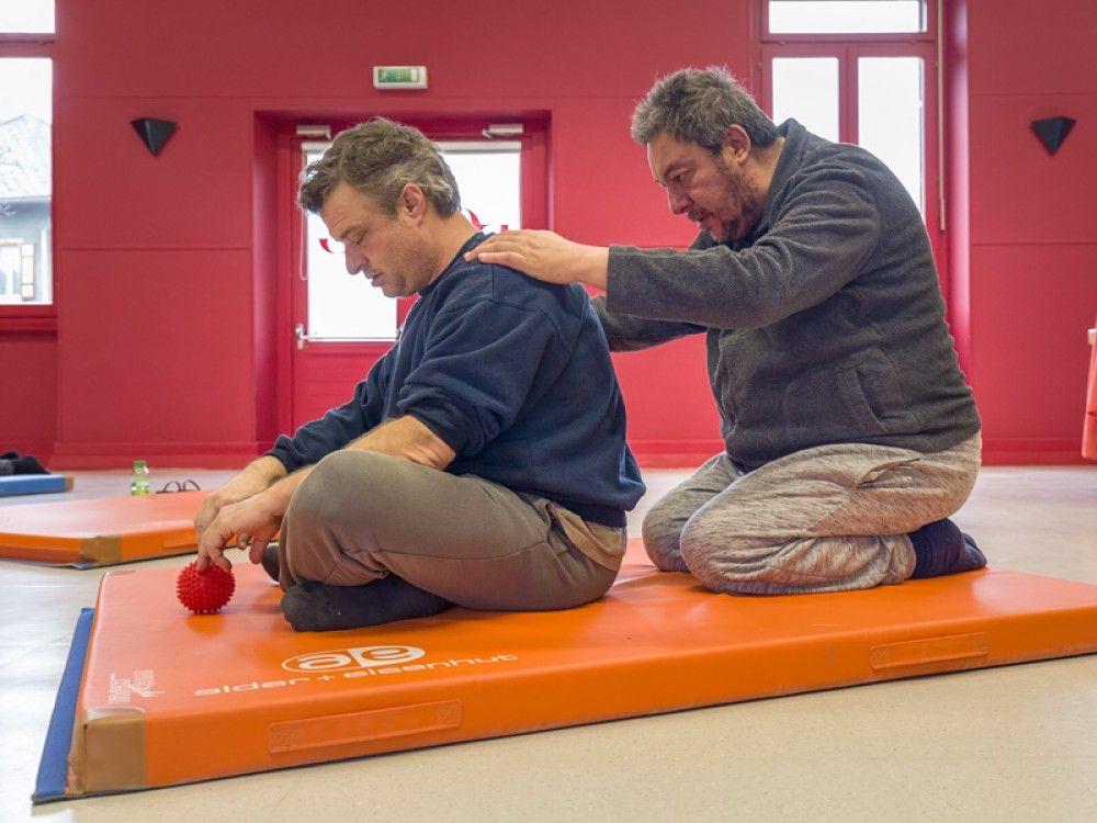5 places à l'atelier Approche thérapeutique à médiation corporelle