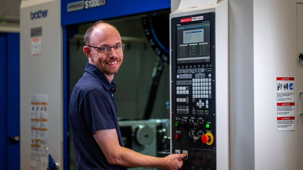 Geschützte Arbeitsplätze im Bereich Mechanik (50 - 100% Pensum)