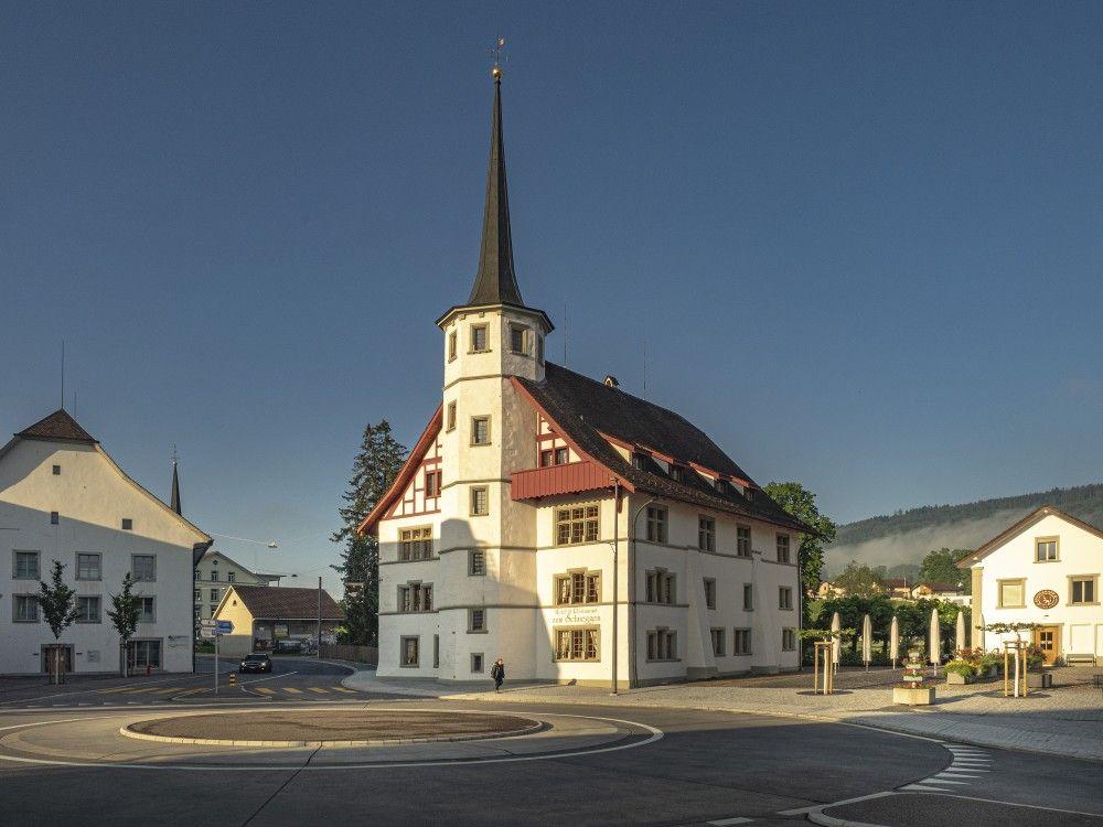Hotel und Restaurant zum Schneggen