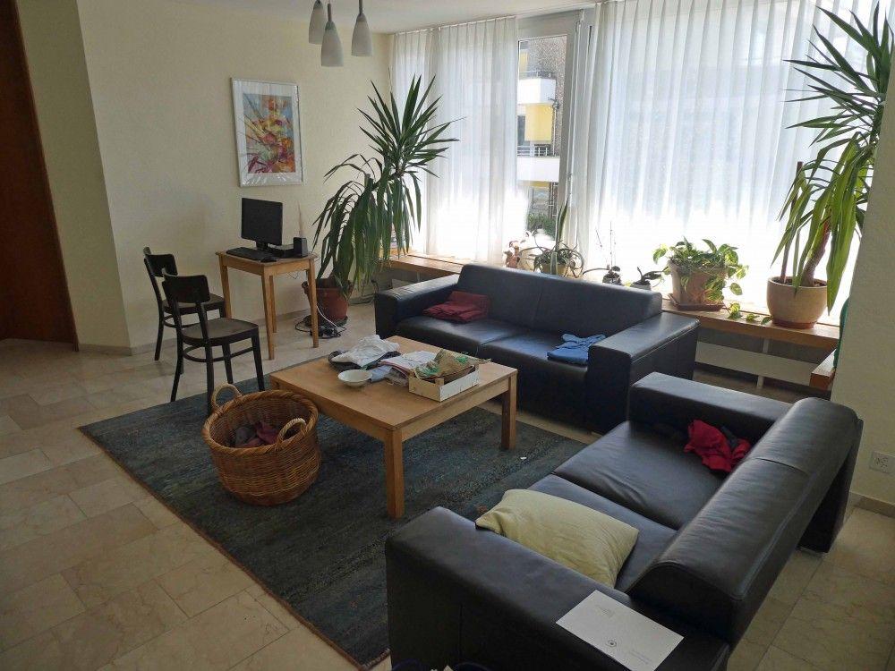 1 Wohnplatz in einer Aussenwohngruppe in der Dependance