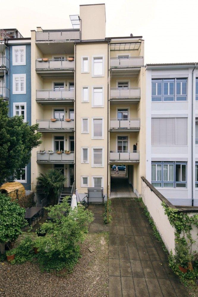 Wohnhaus Murbacherstrasse