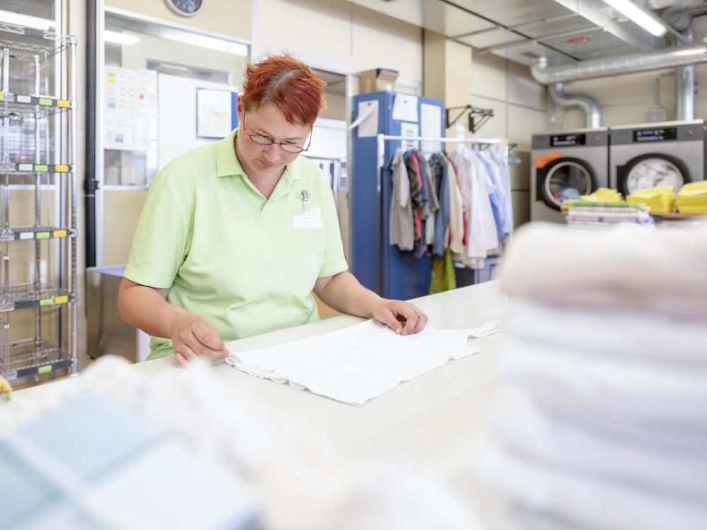 BSB Facility Services - Wäscheversorgung 70 % - 100 %