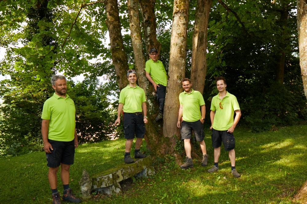 Gärtner beim Gartenunterhalts-Team (80-100%)