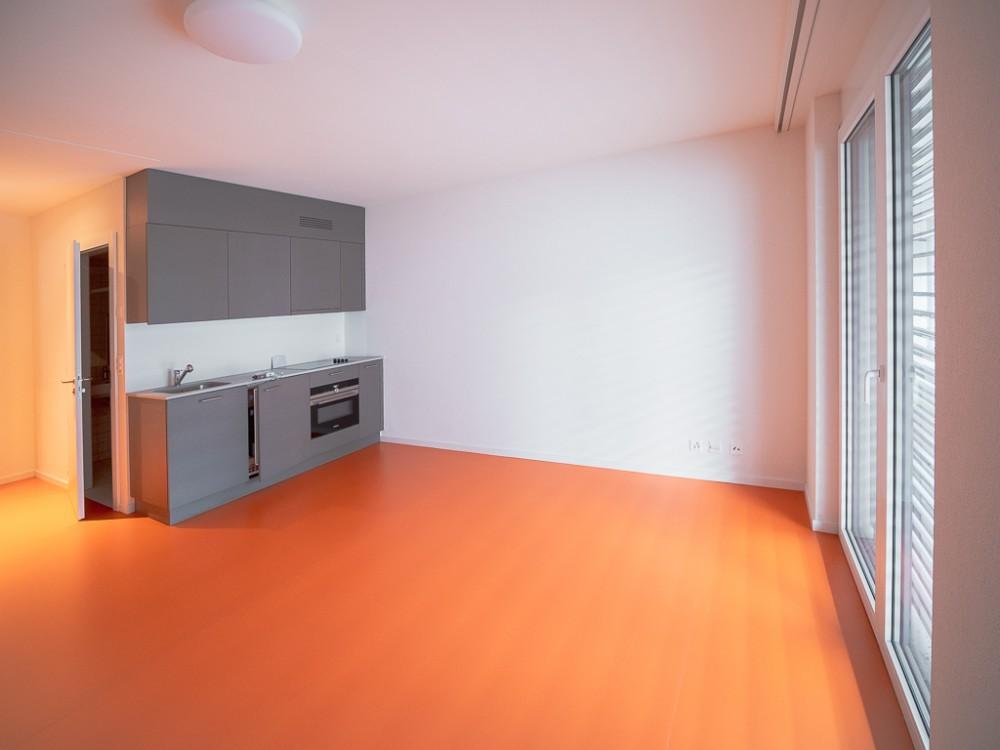 Appartements adaptés, Sion